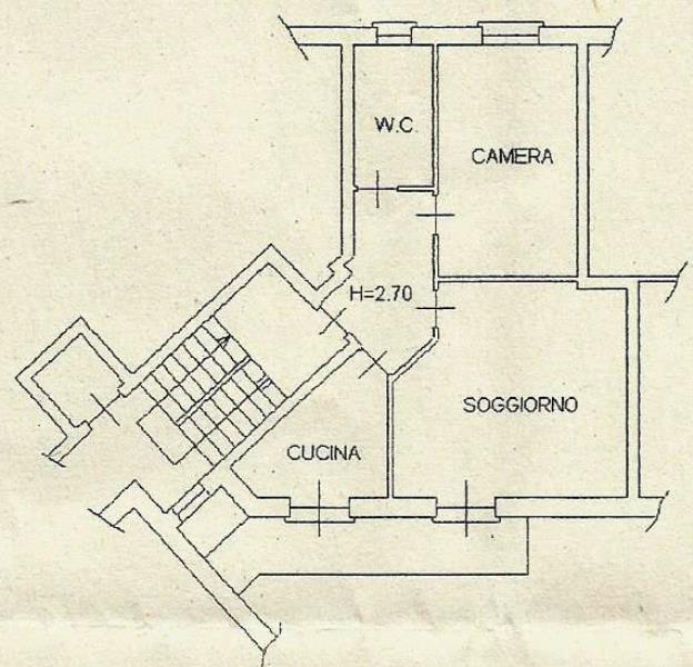 Appartamento in vendita a Frabosa Sottana, 3 locali, zona Località: Via Galassia - Prato Nevoso, prezzo € 110.000 | PortaleAgenzieImmobiliari.it